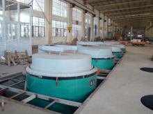 全纤维井式电阻炉