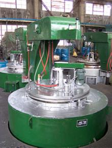 井式qiti渗碳炉