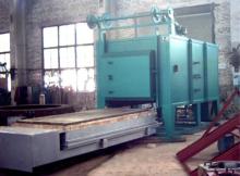 大型高wen台车炉
