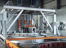 大型气tishen碳炉